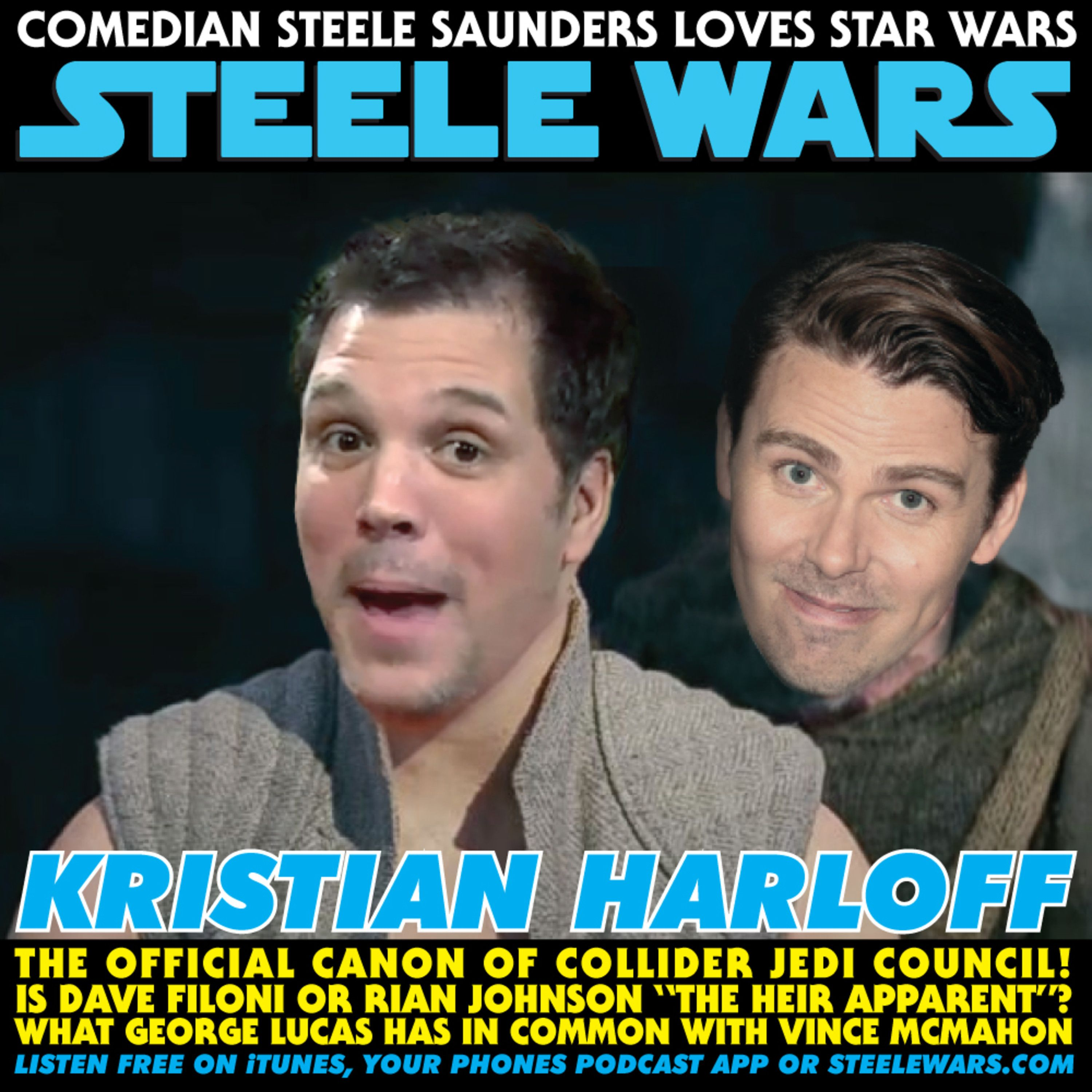 Rian Johnson Red Letter Media.Ep 151 Kristian Harloff The Official Canon Of Collider