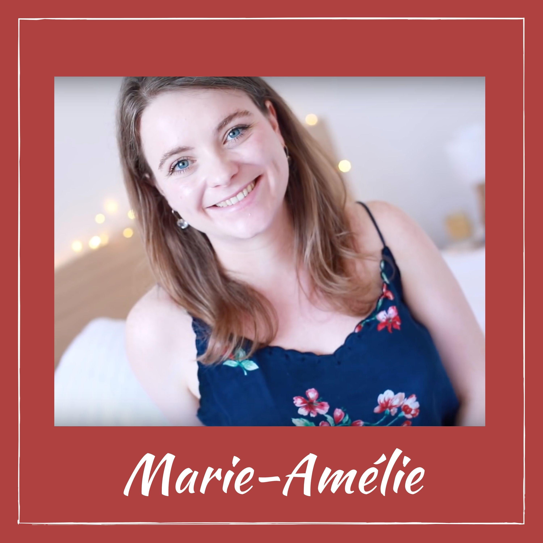 Cher corps — Marie-Amélie (sclérose en plaques)