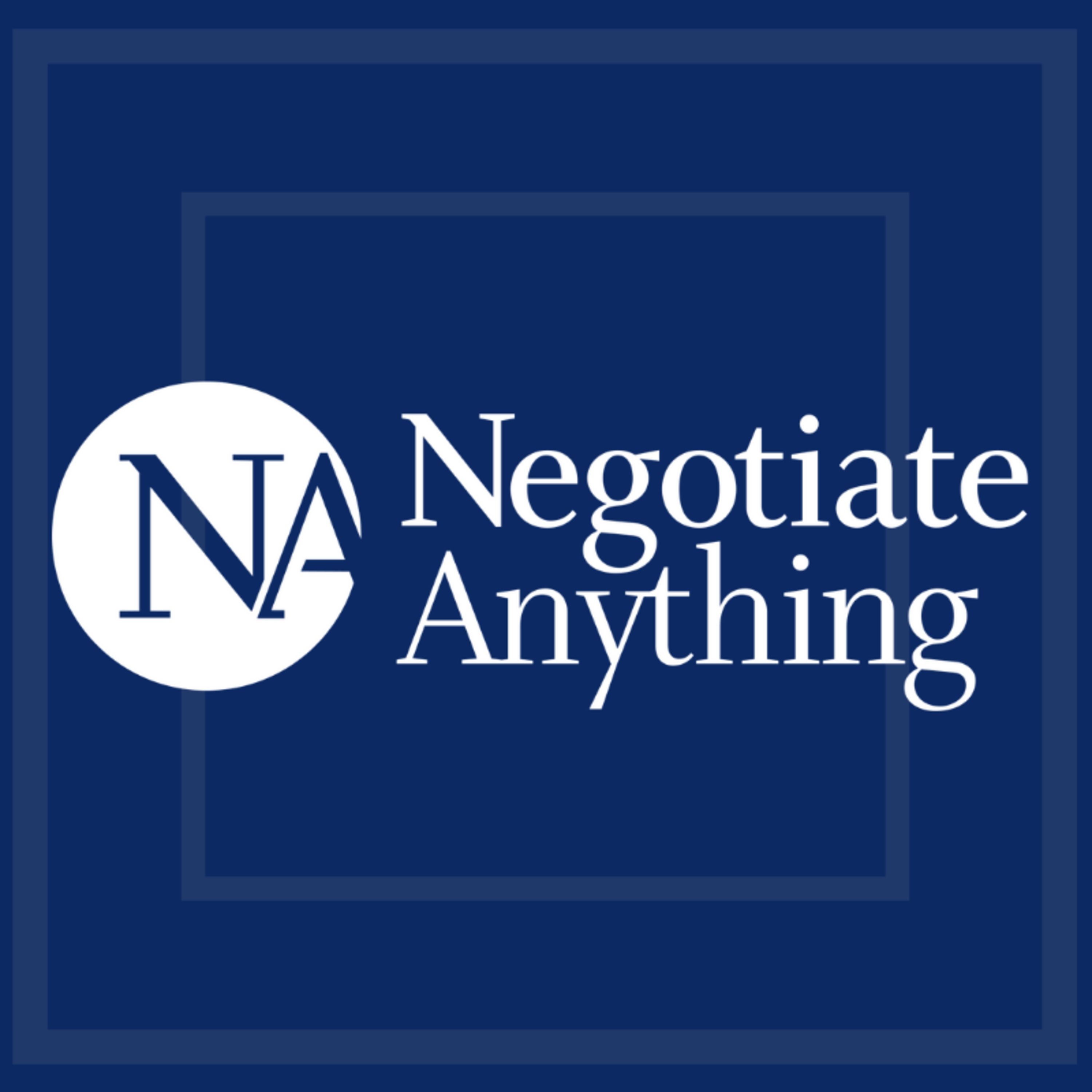 The #1 Negotiation Podcast in The World is Changing Things Up...