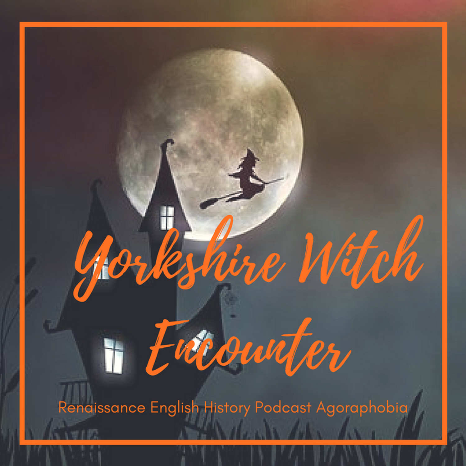 Supplementary: Halloween story - Yorkshire Witch Encounter