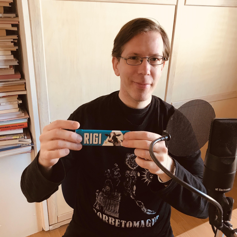 EXTRASODE: David Liljemark om RIGI-chokladens återkomst