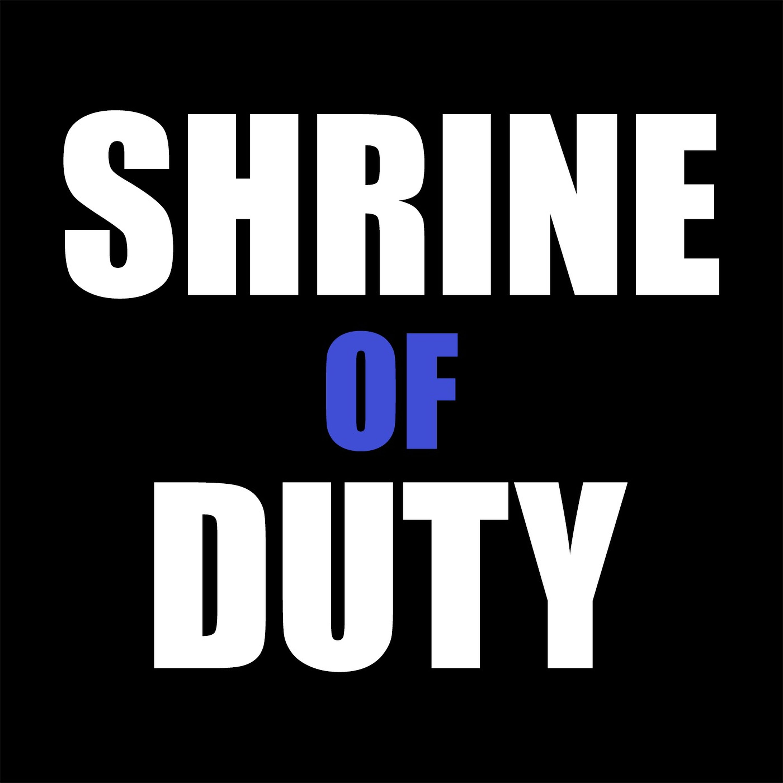 Shrine of Duty Meets Martin Compston