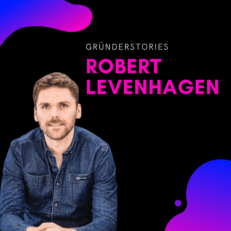 Robert Levenhagen, InfluencerDB | Gründerstories