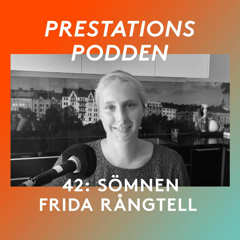 42: Sömnen - Frida Rångtell Neurologiska Uppsala