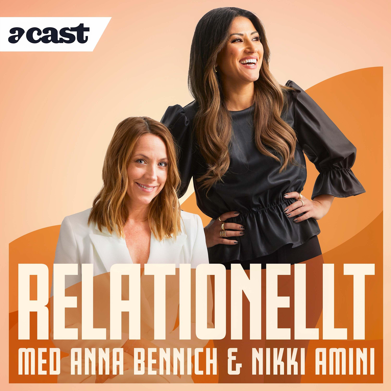 Anna Bennich & Nikki Amini ska podda ihop