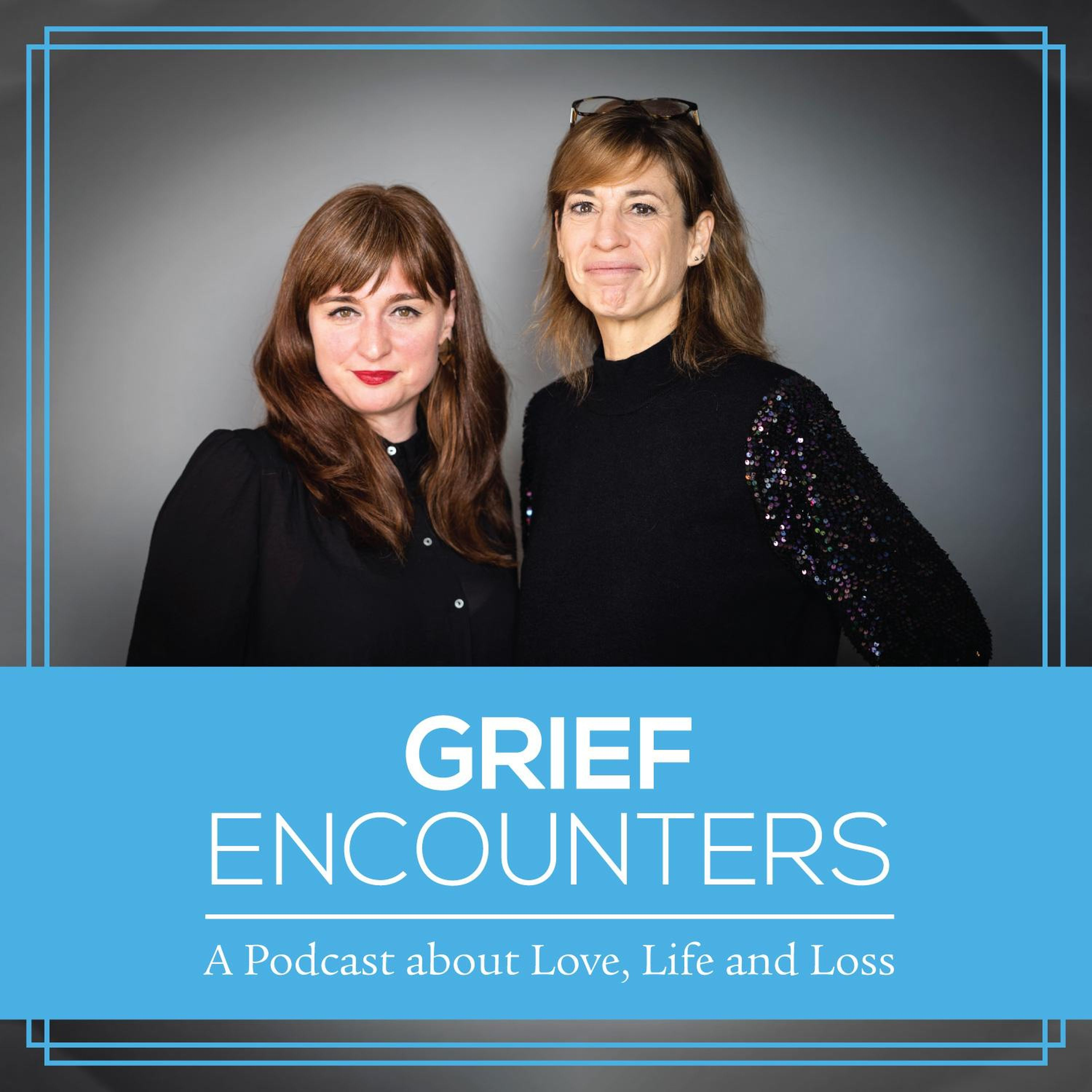 Grieving In The Uncertain Times We Live In with Megan Devine