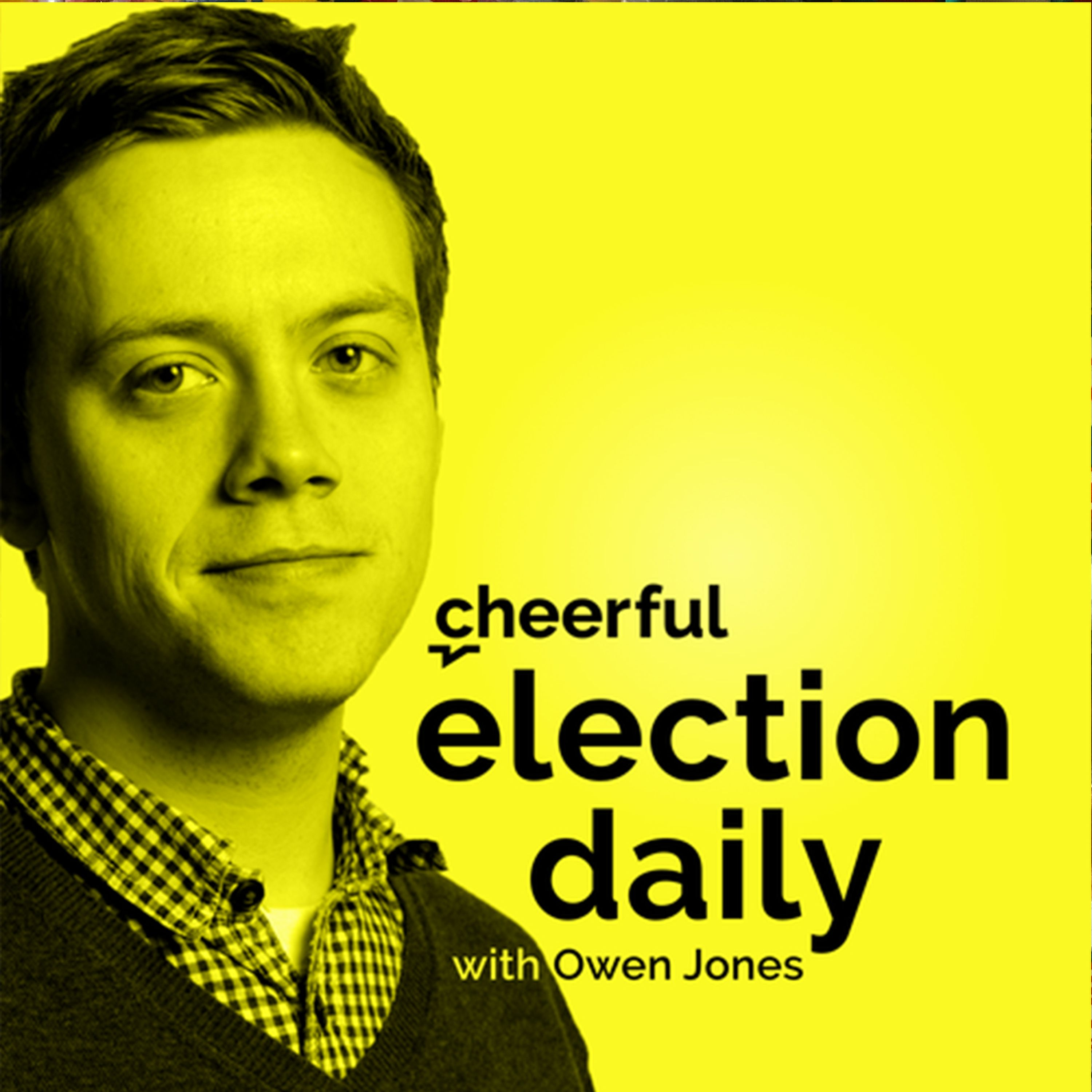 Cheerful Election Daily Preview - 27 DAYS TO GO - NHS distractions and speedier connections