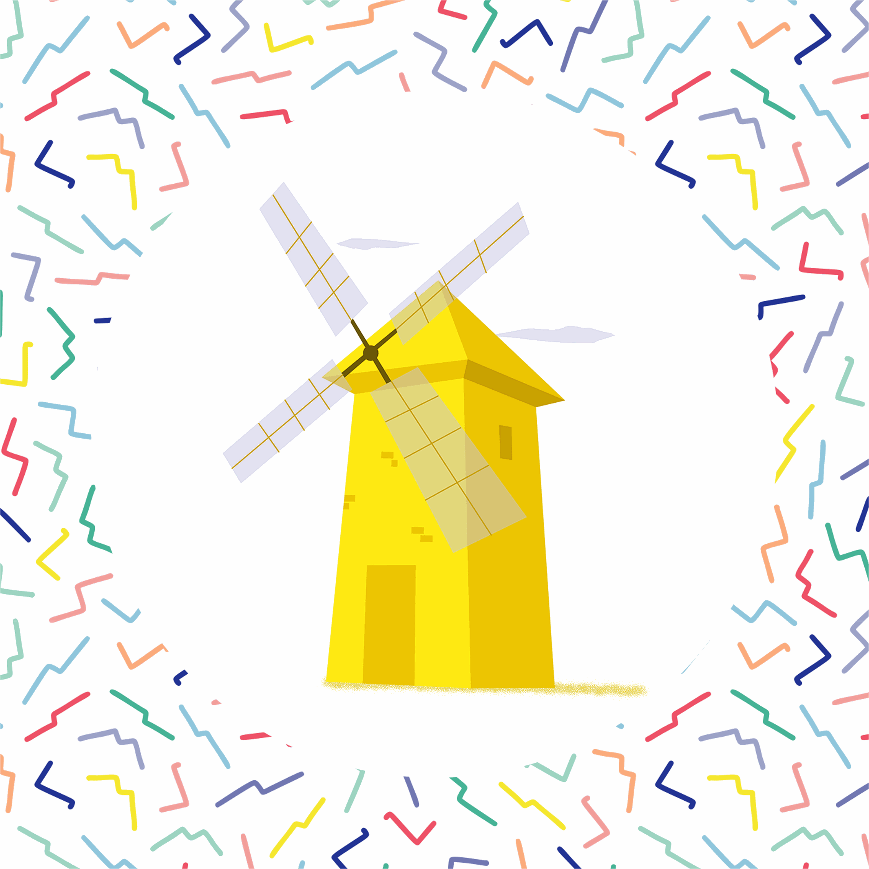 Le moulin hanté - les légendes d'Arthur