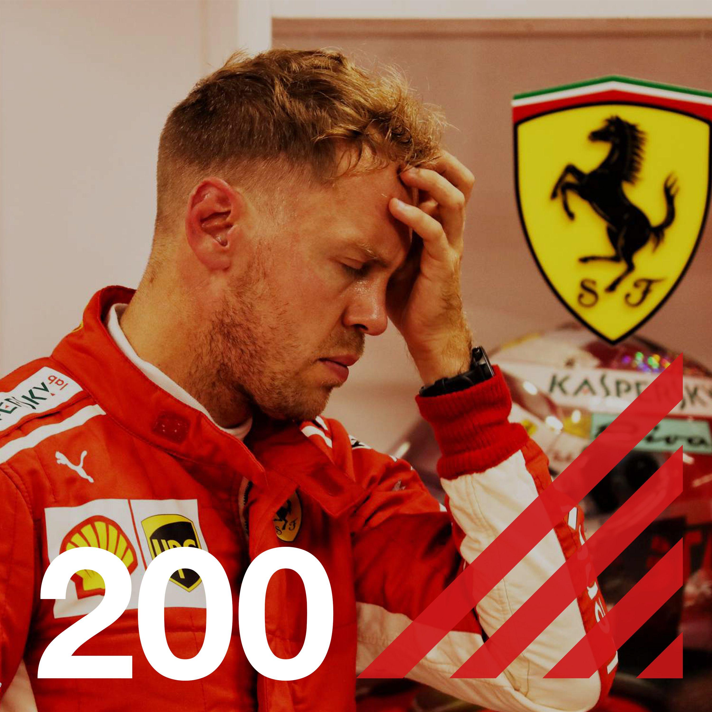 200. Viasat Motors F1-podd - Vettels usla instinkter