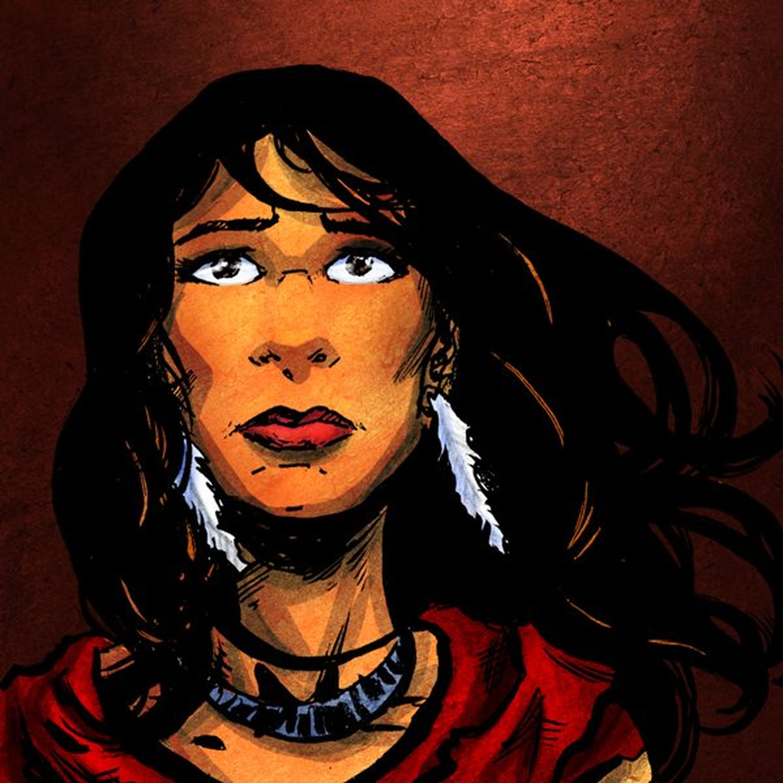 Episode #35- Did Pocahontas Really Save John Smith? (Part I)