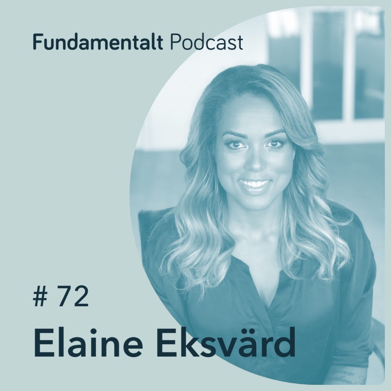 72 - Elaine Eksvärd