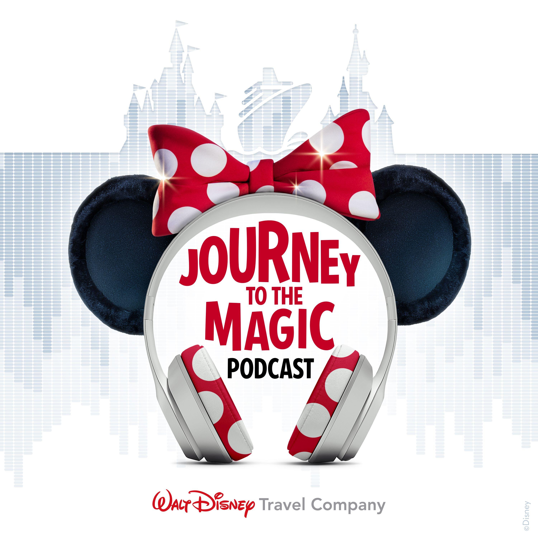 Series 1 Episode 6: Walt Disney World Resort 50thAnniversary Special