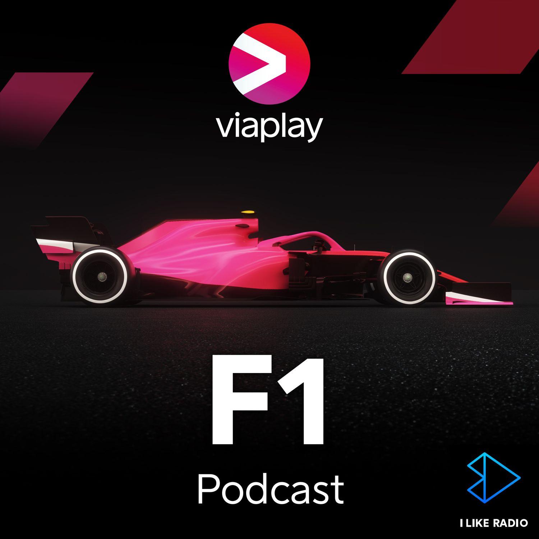 Viaplays F1-podcast