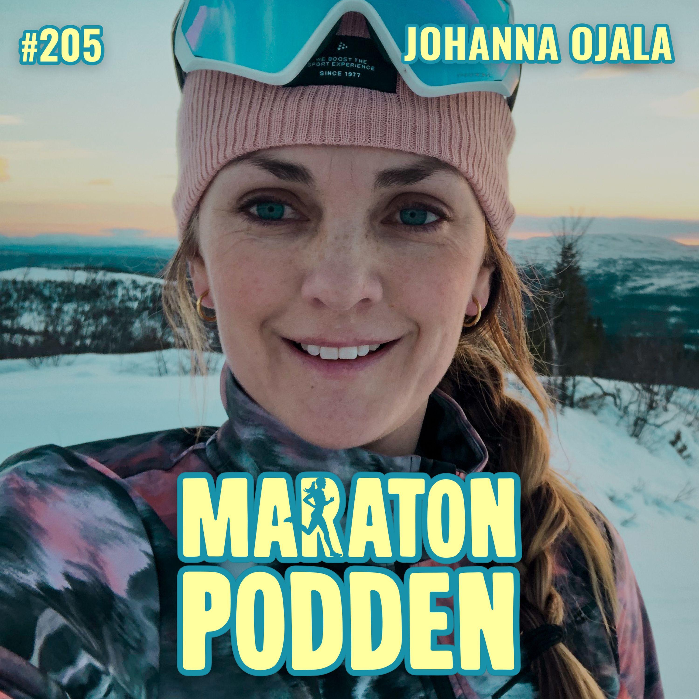 #205: Johanna Ojala, sporttårarna, runstreaken och att vägra hoppa