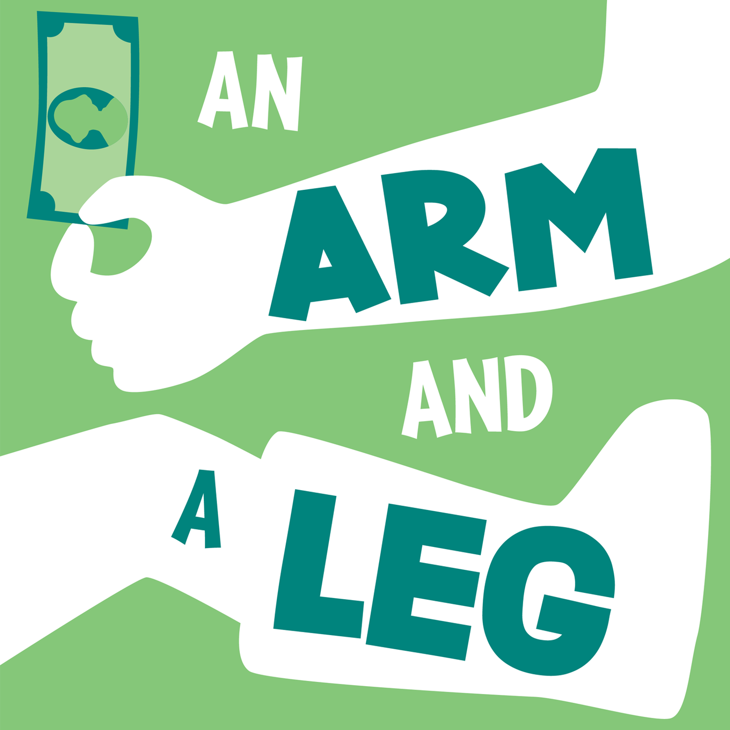 Kaiser Health News, An Arm and A Leg Podcast
