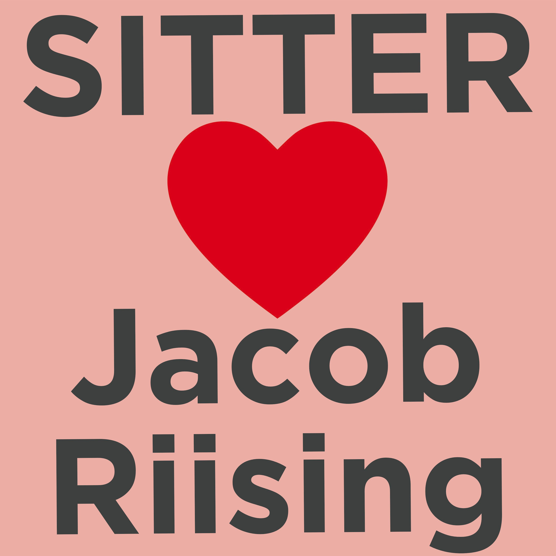 Sitter Elsker: Jacob Riising