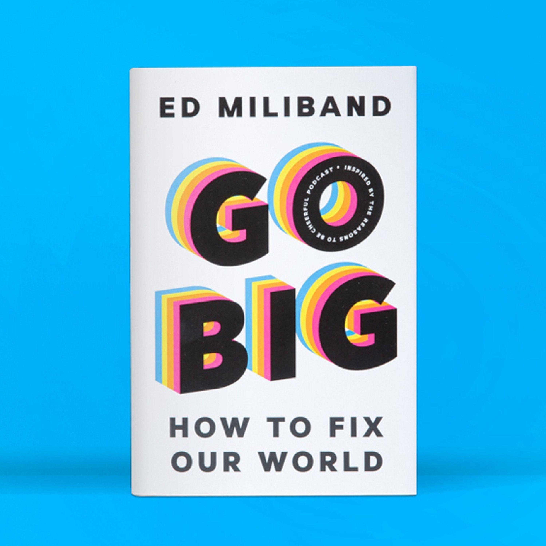 BONUS: ED'S WRITTEN A BOOK! (exclusive audiobook extract)