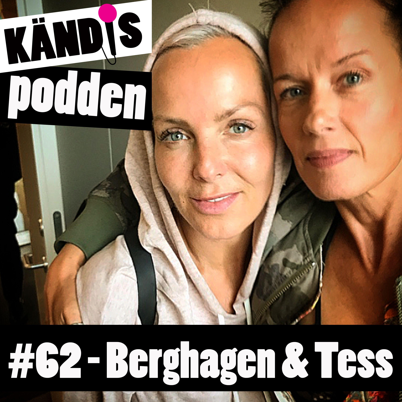 62. Berghagen och Tess