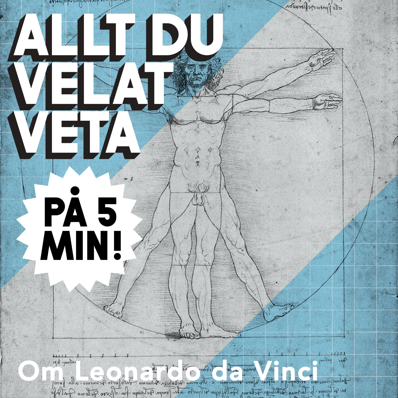 5 minuter om Leonardo da Vinci