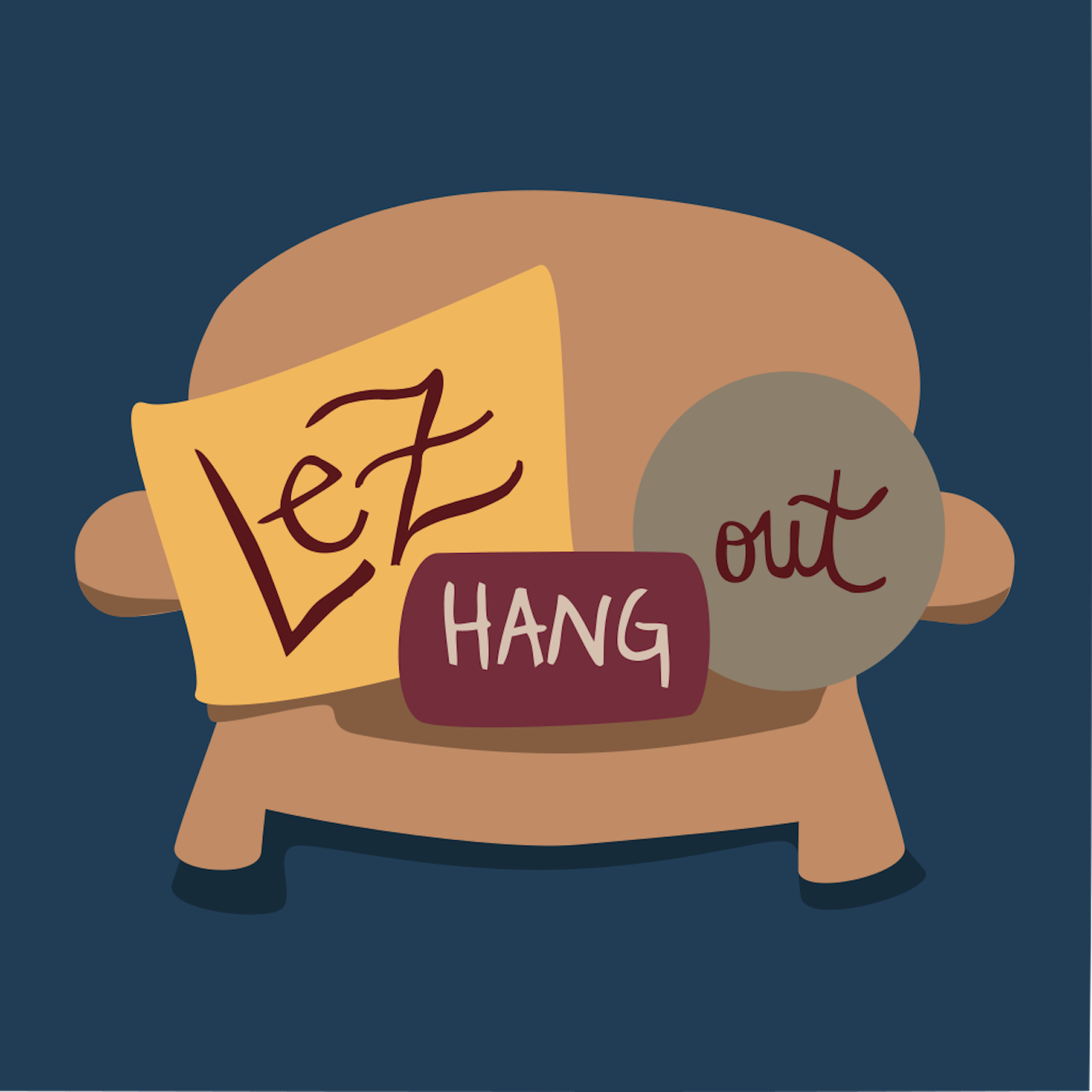 Lez Hang Out | A Lesbian Podcast - 502: Hottie of Christ with Andy Randolph