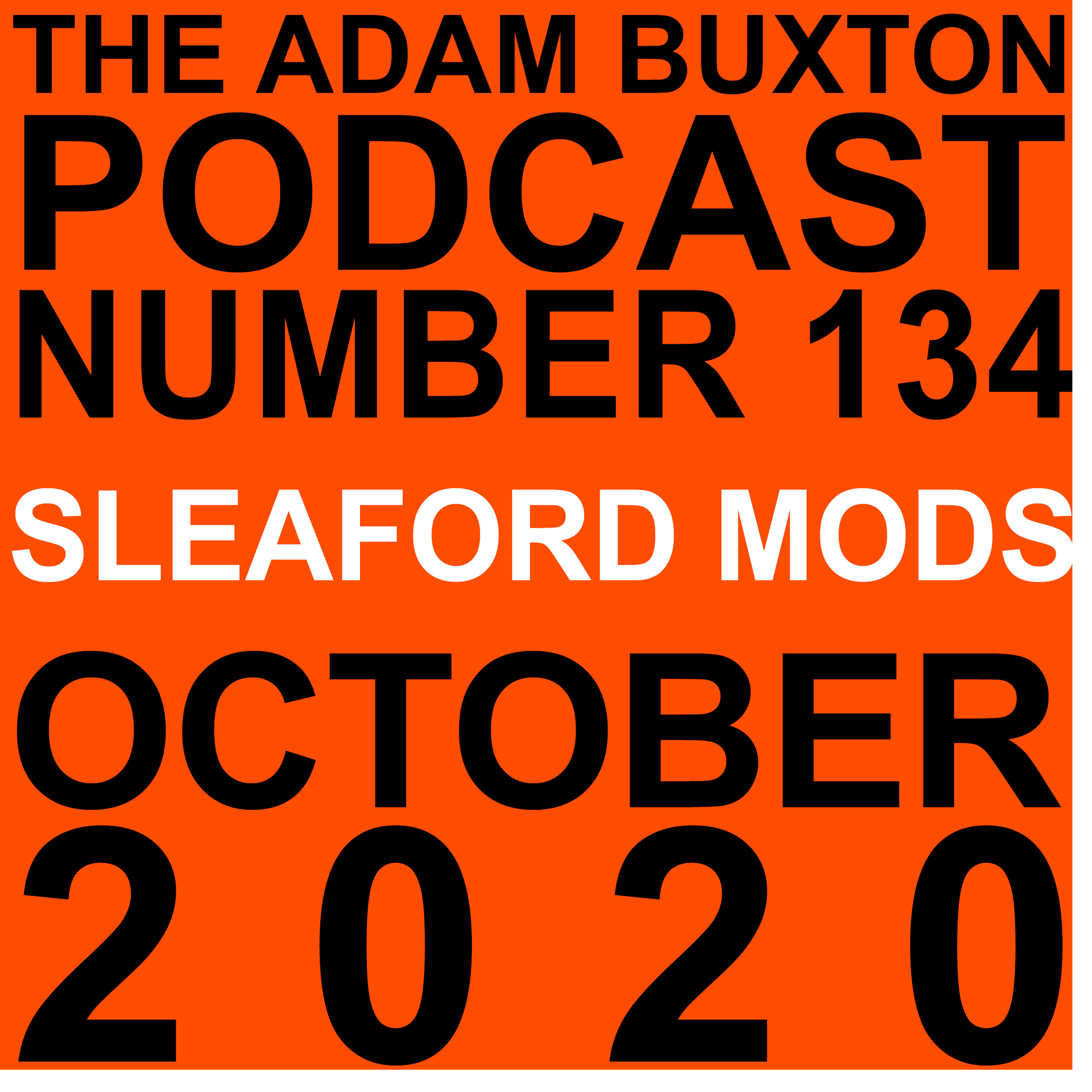 EP.134 - SLEAFORD MODS