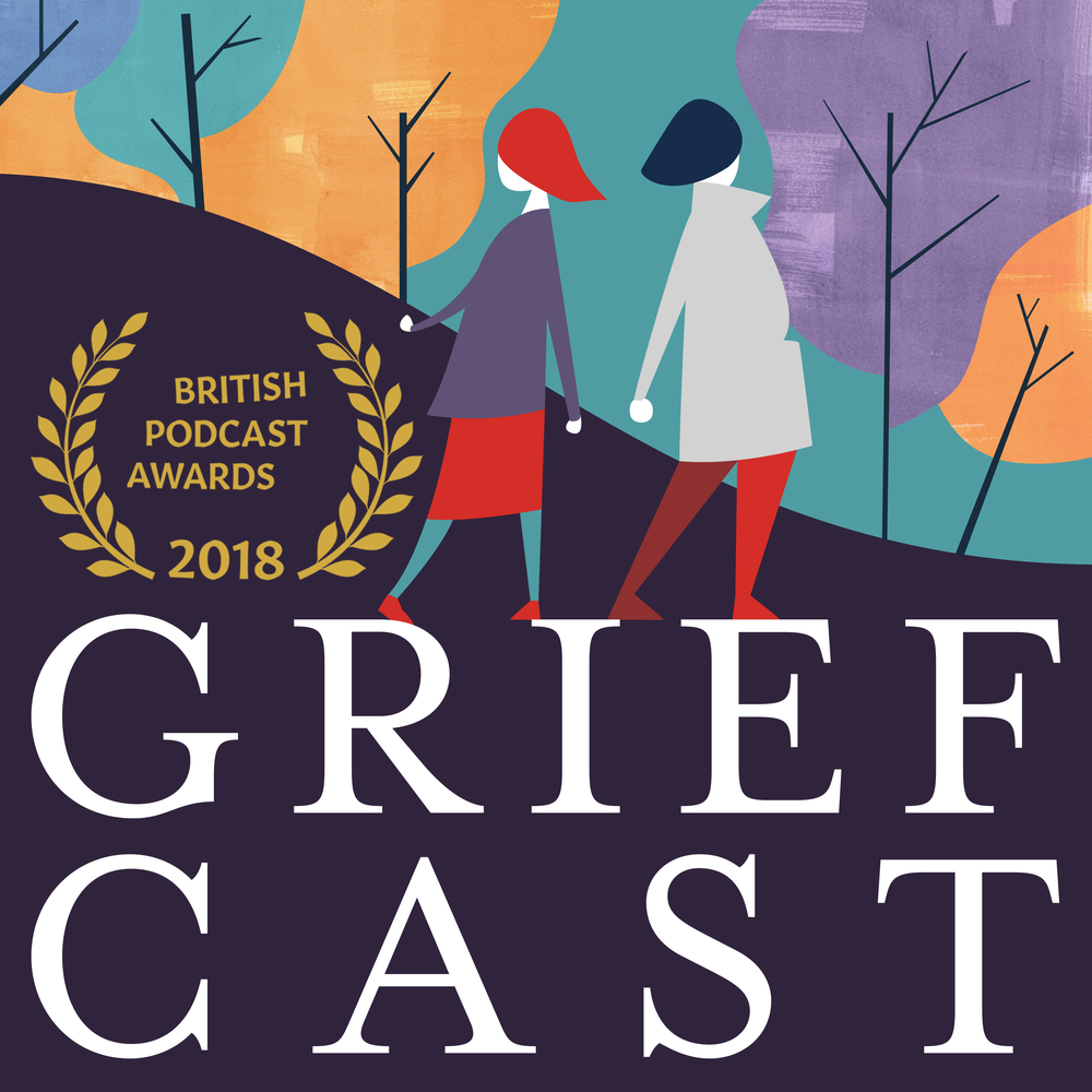 Griefcast with Cariad Lloyd on acast