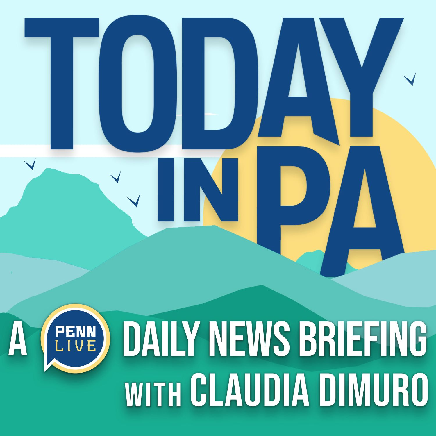 Today in PA | A PennLive daily news briefing with Claudia Dimuro