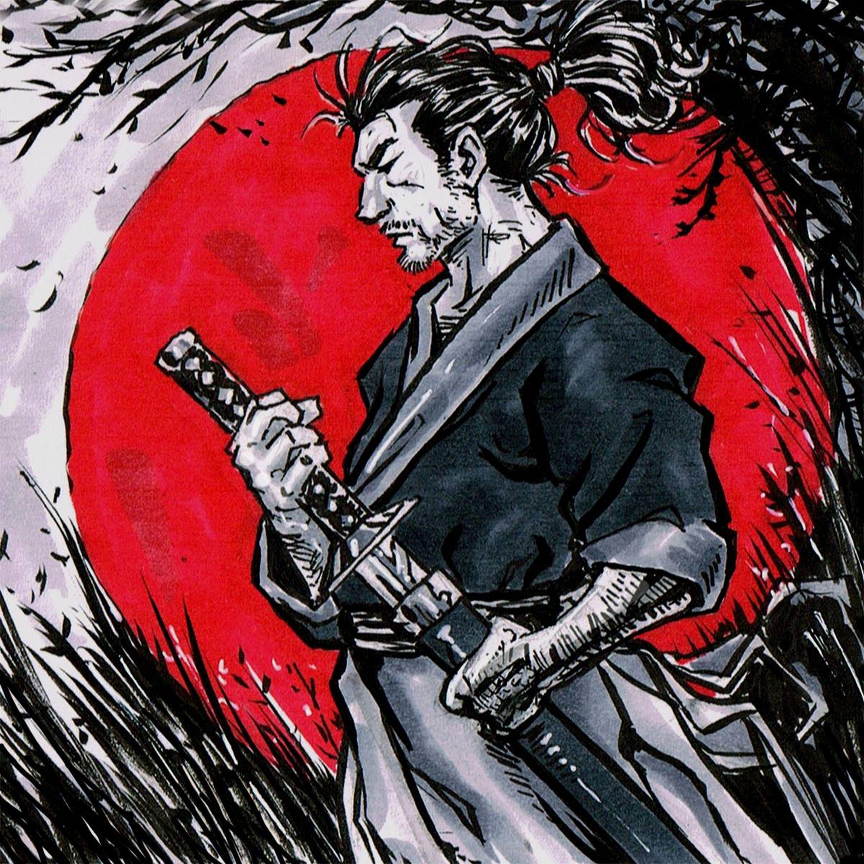 Episode #55- Who Was Japan's Greatest Swordsman? (Part I)