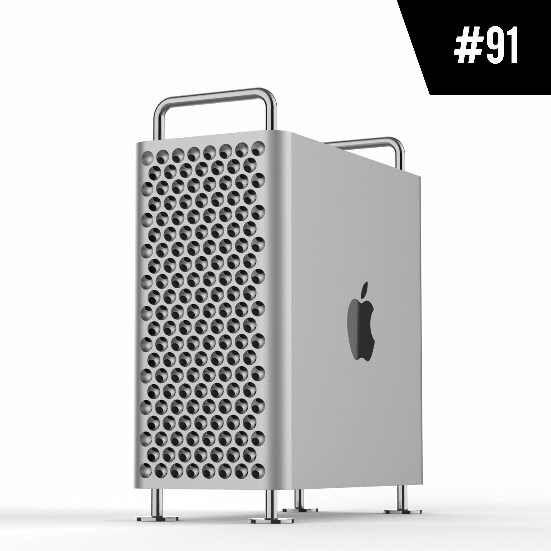 #91 Datorer, Dropbox och Deutschland