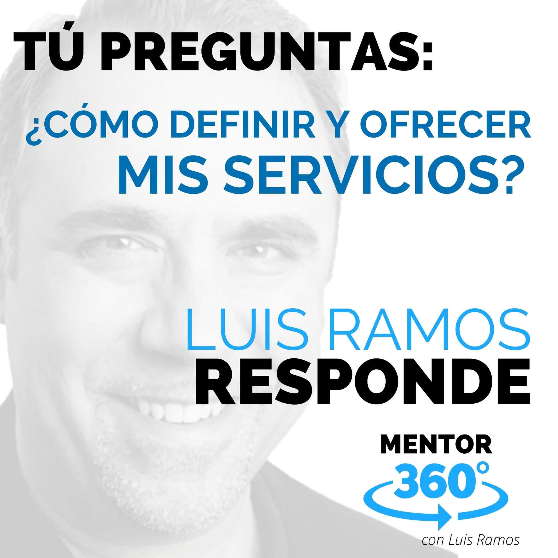 Cómo Definir Tus Servicios - MENTOR360