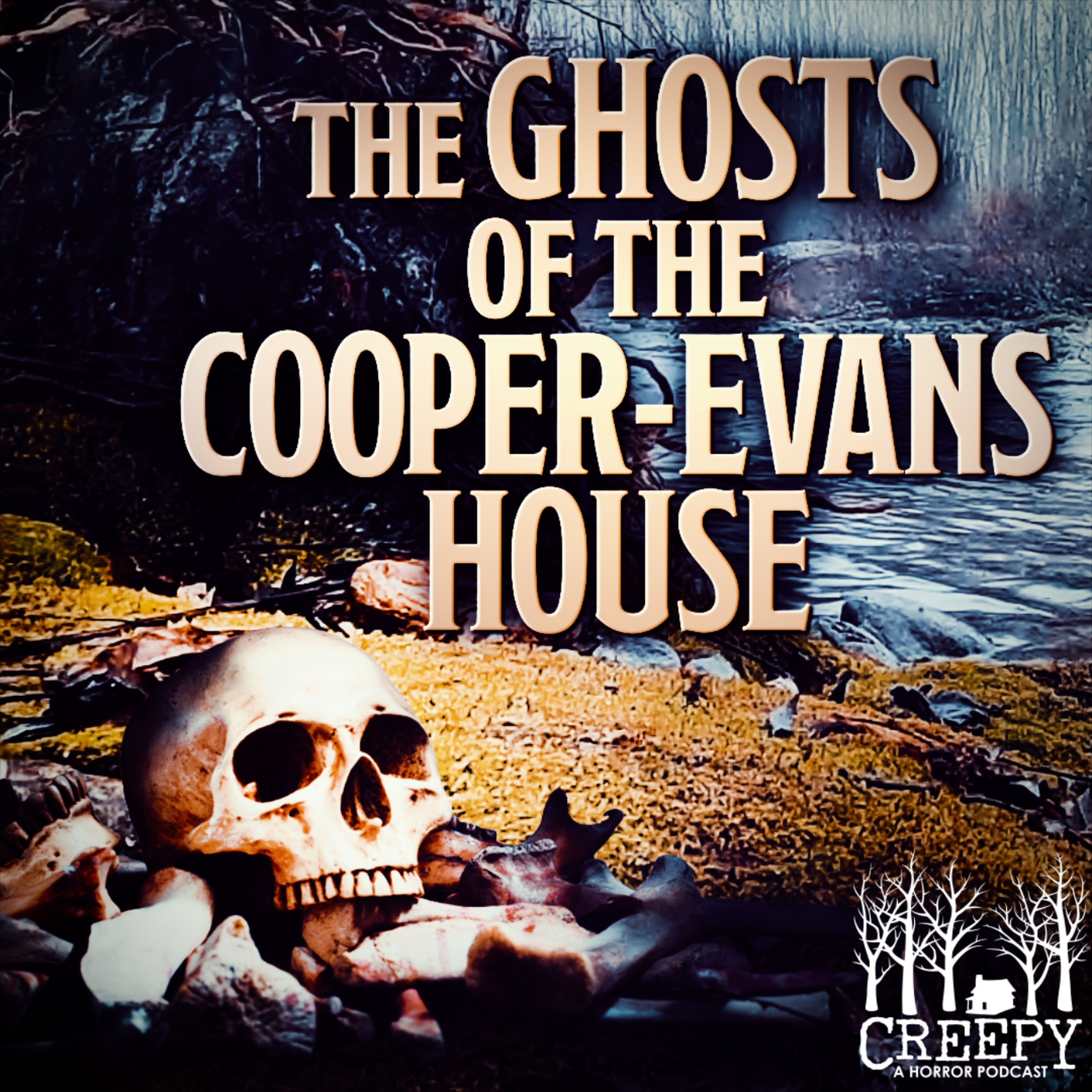 The Ghosts of the Cooper-Evans House