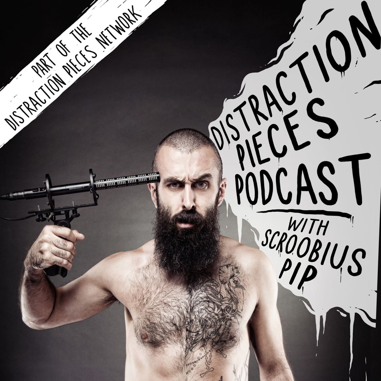 Distraction Pieces Podcast with Scroobius Pip