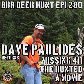 280 Dave Paulides - Missing 411 The Hunted - Missing Hunters ...