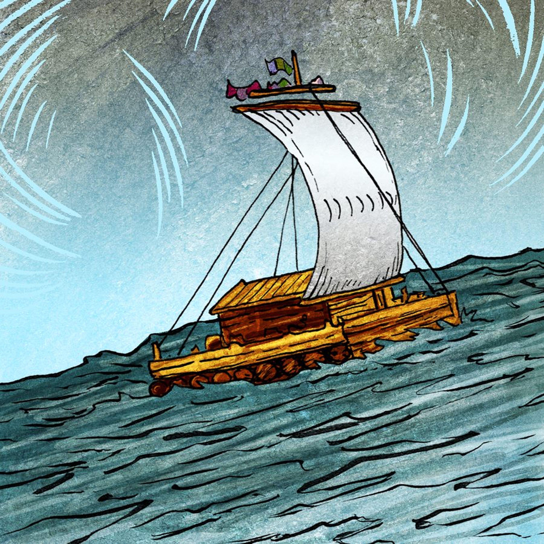 Episode #14- Did Gods Colonize The Pacific?