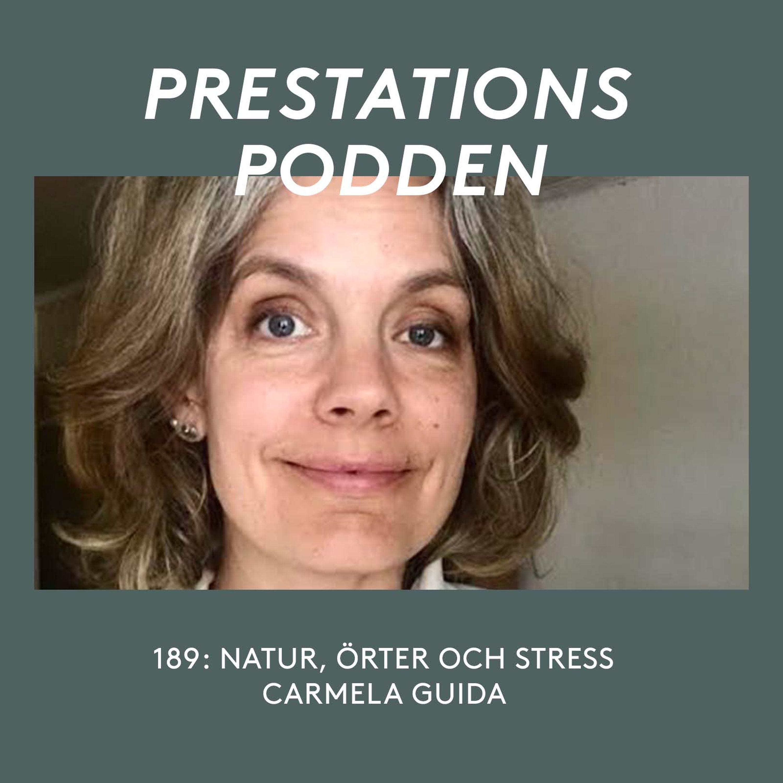 Natur, örter och stress - Carmela Guida