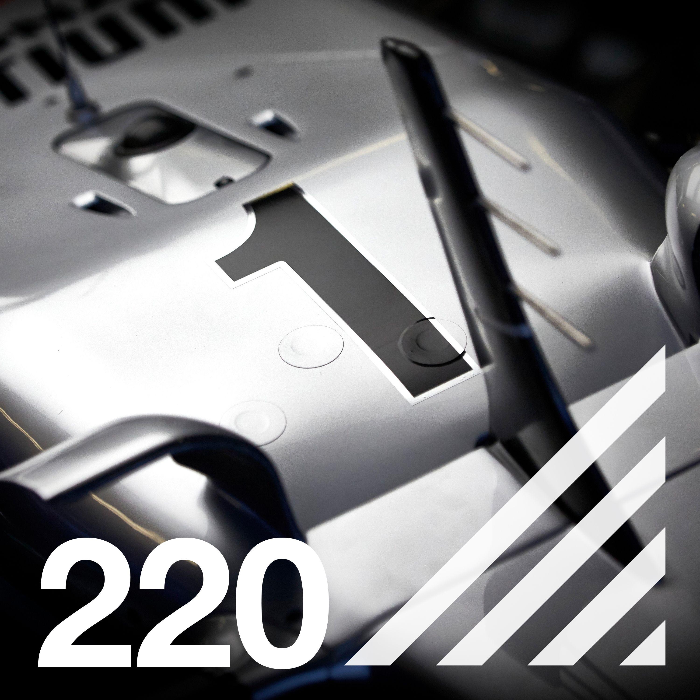 220. Viasat Motors F1-podd - Nummer 1