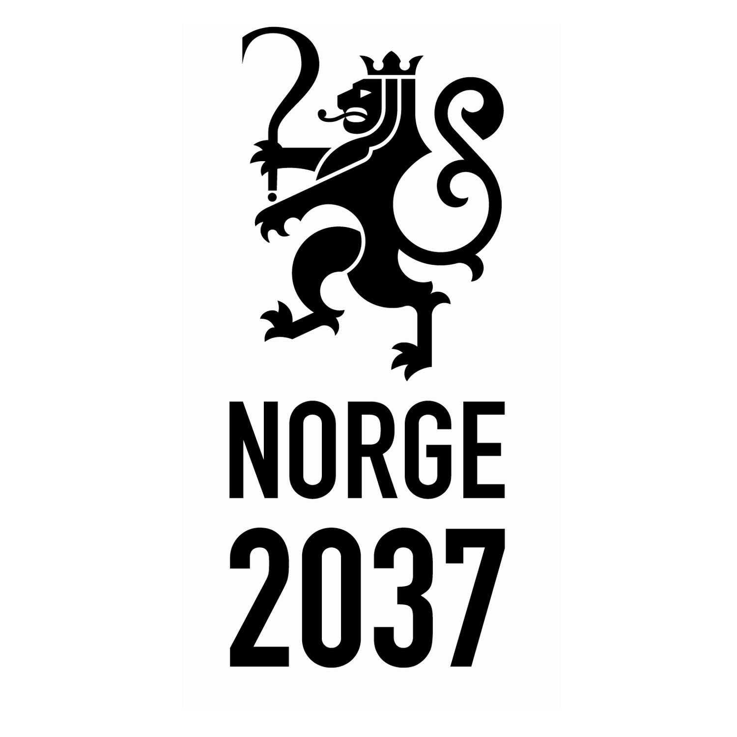 Norge 2037