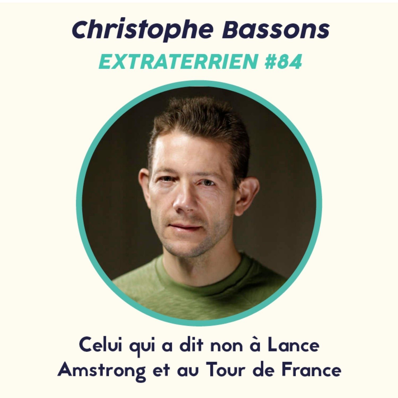 #84 Christophe Bassons (Cyclisme) - Celui qui a dit non à Lance Amstrong et au Tour de France