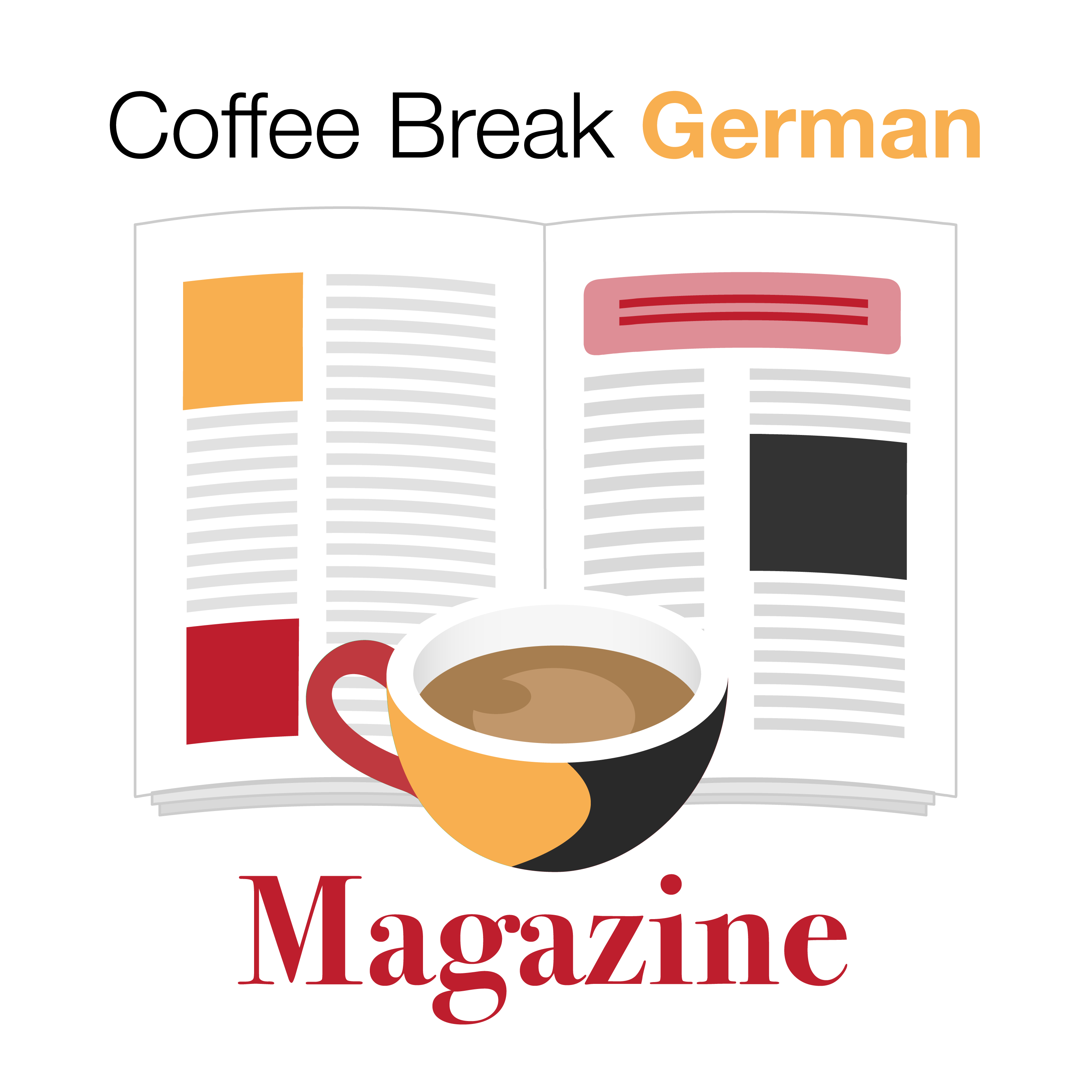 Coming soon: the Coffee Break German Magazine