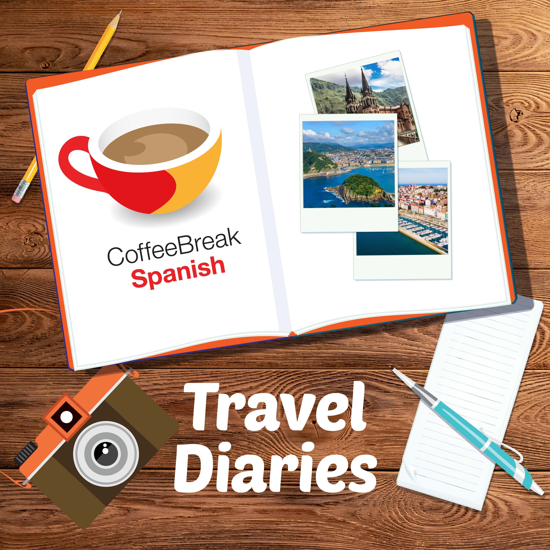 Llegada a Lugo - Coffee Break Spanish Travel Diaries Episode 9