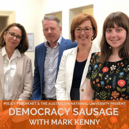 Democracy Sausage with Mark Kenny: Women in politics special