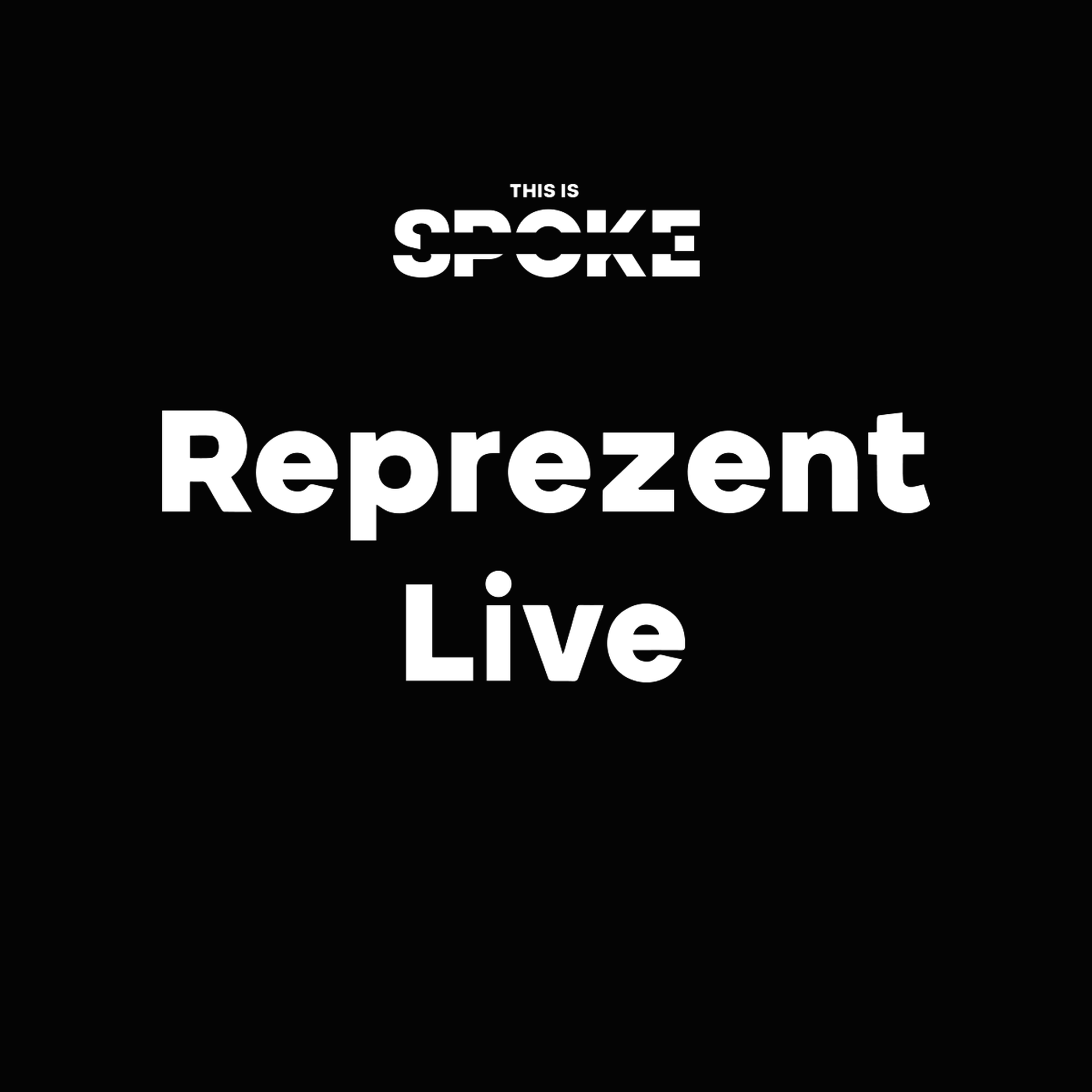 REPREZENT LIVE with @raleighritchie & @emmadabiri