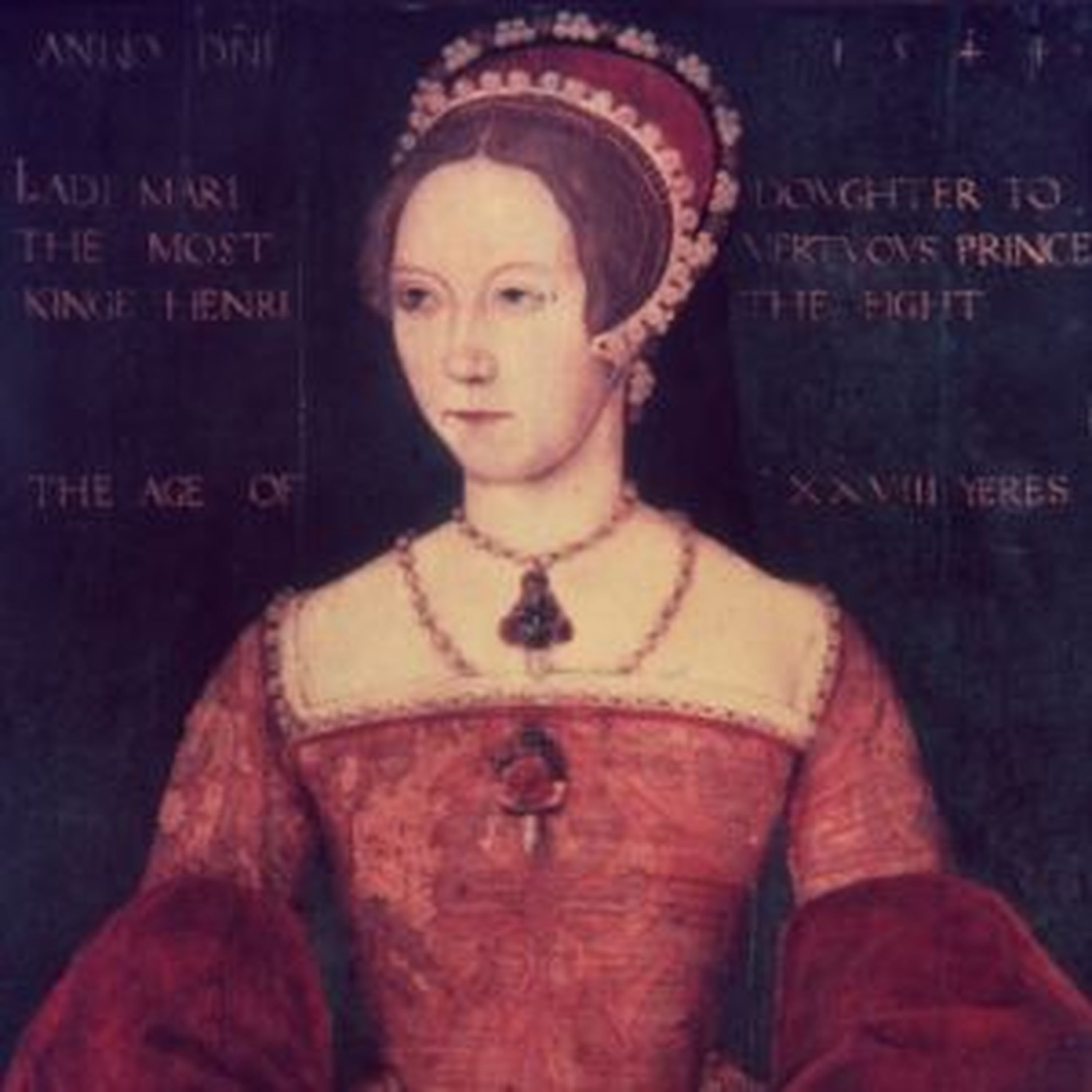 Episode 023 Mary Tudor (Mary I)