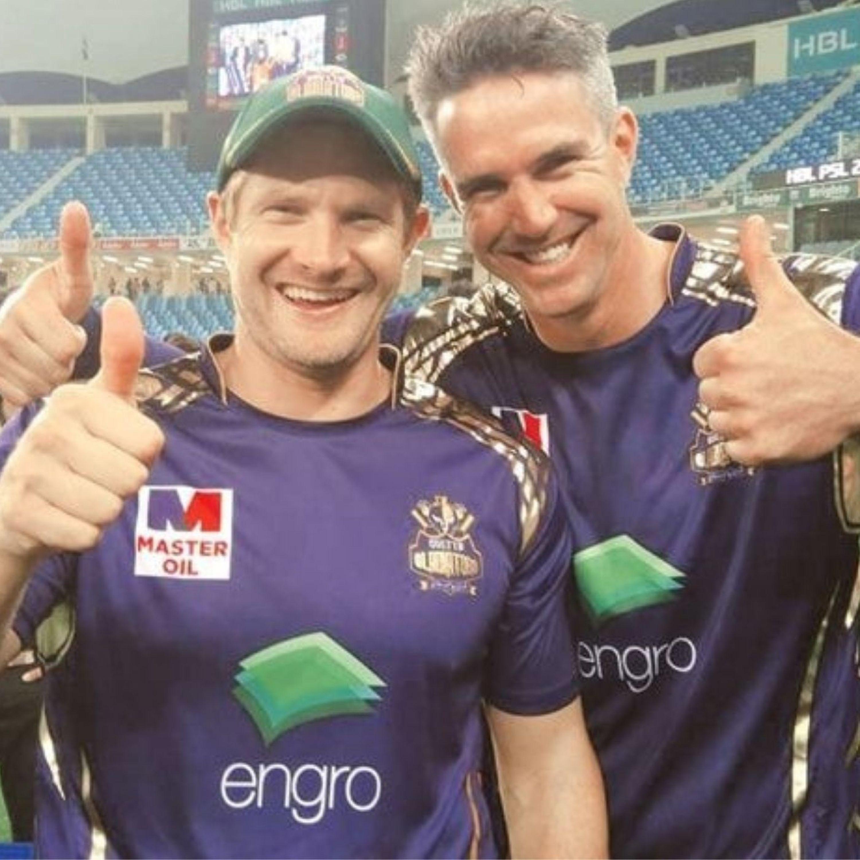 Kevin Pietersen on making runs, saving rhinos and riding his bike