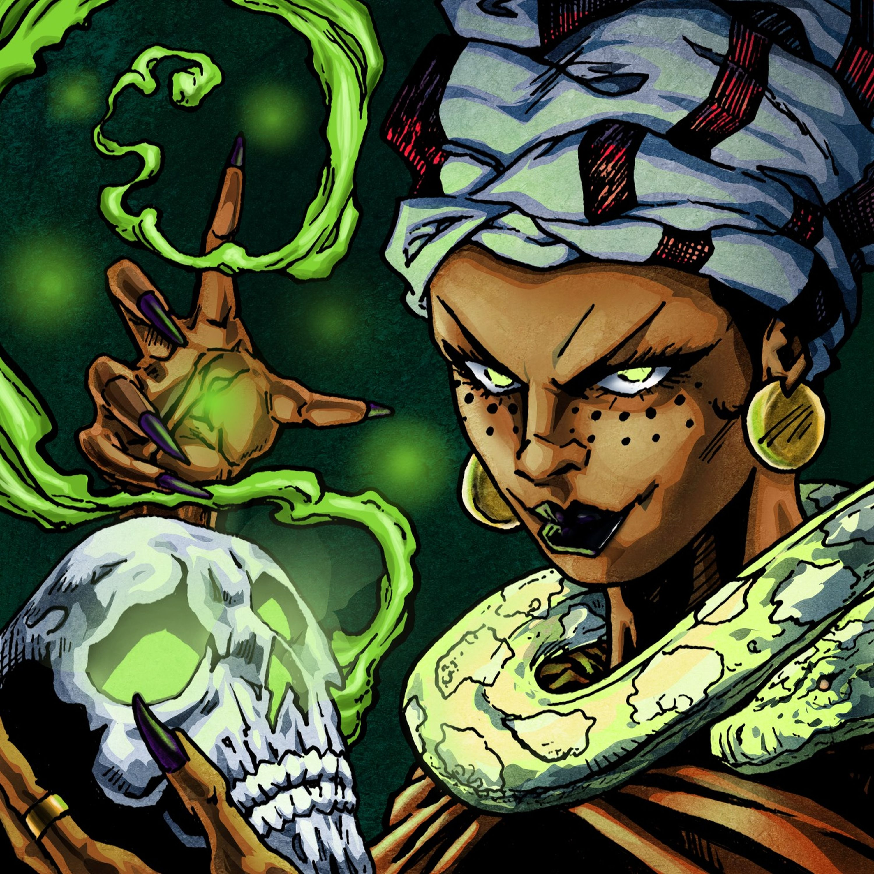 Episode #118- Who Was the Voodoo Queen of New Orleans? (Part I)