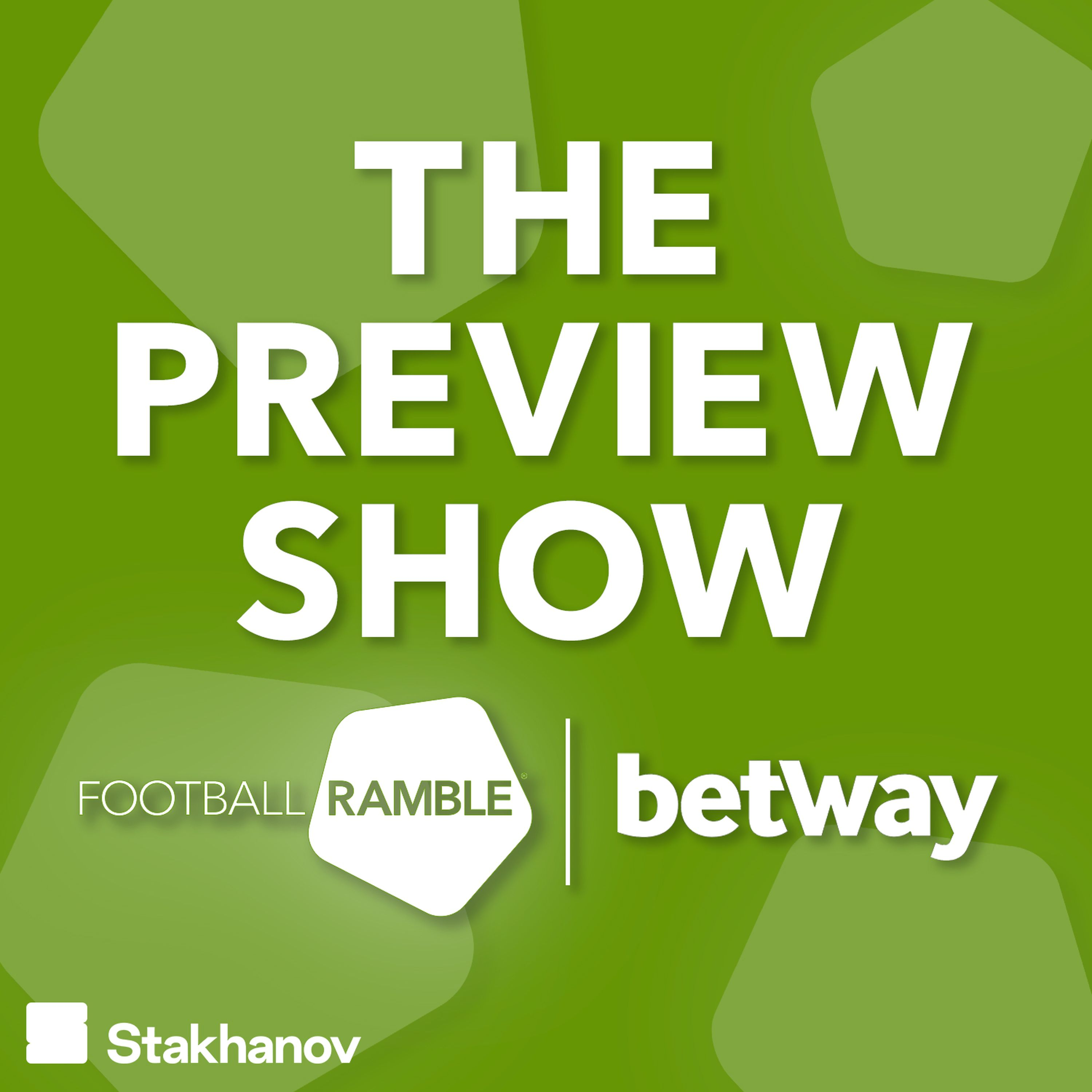 The Preview Show: Spurs' travelling circus rolls on, Leeds United search for their first win, and Chelsea take on the Champions