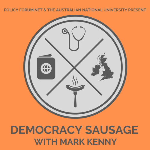 Democracy Sausage with Mark Kenny: Extra: Fintan O'Toole – the era of existential risk