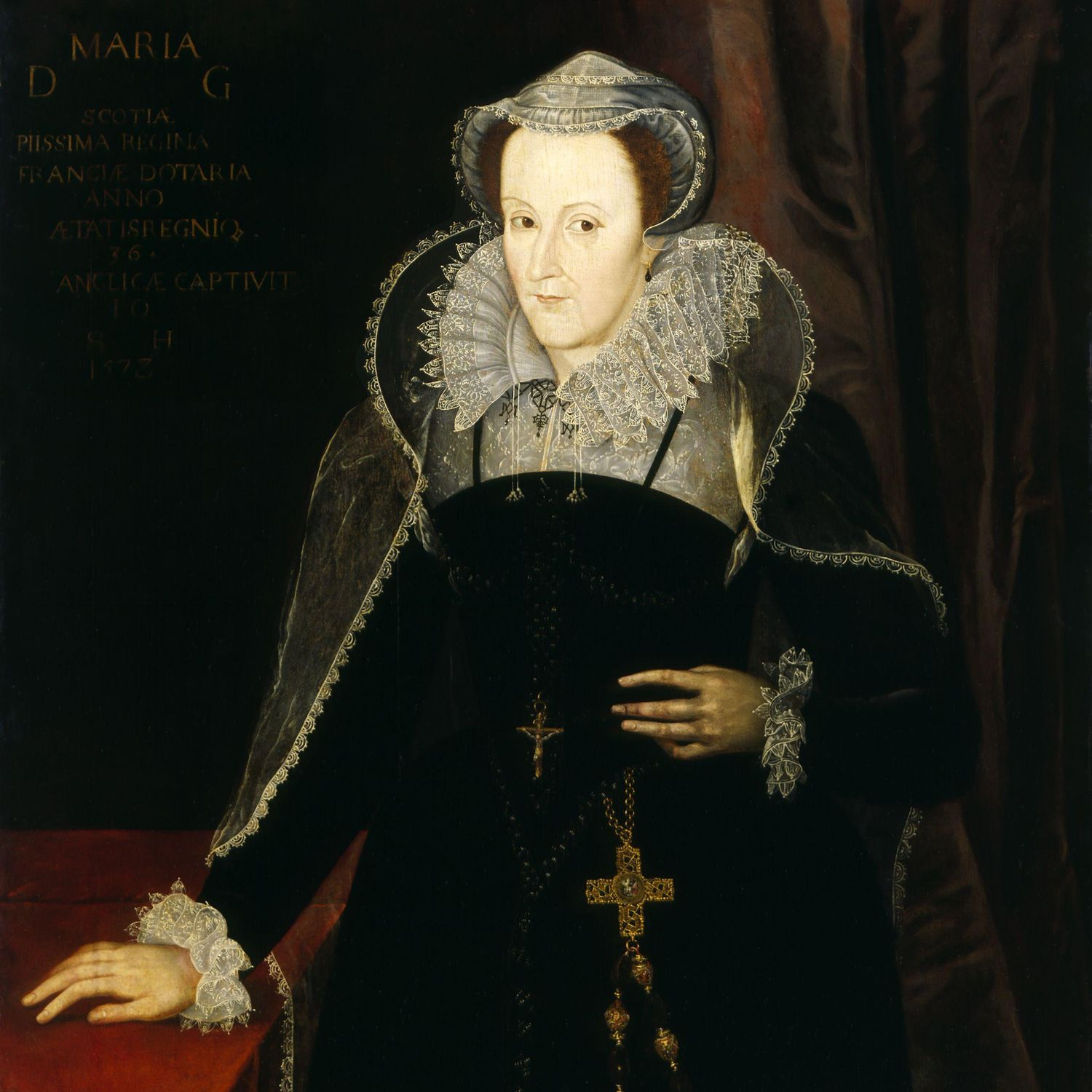 Episode 029: Mary Queen of Scots