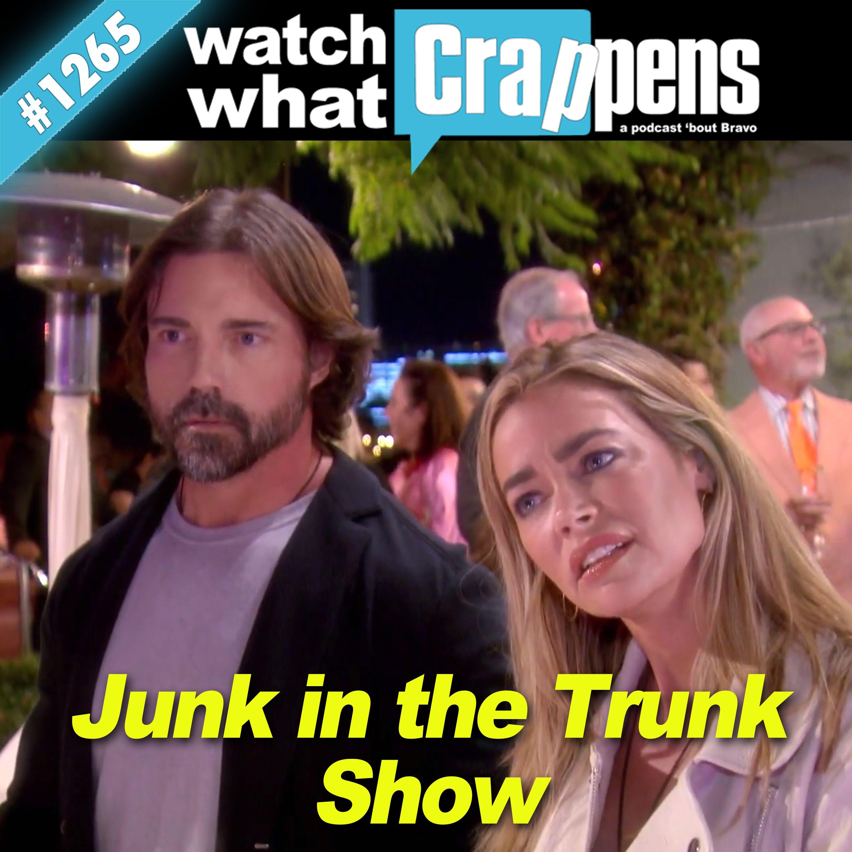 RHOBH: Junk in the Trunk Show