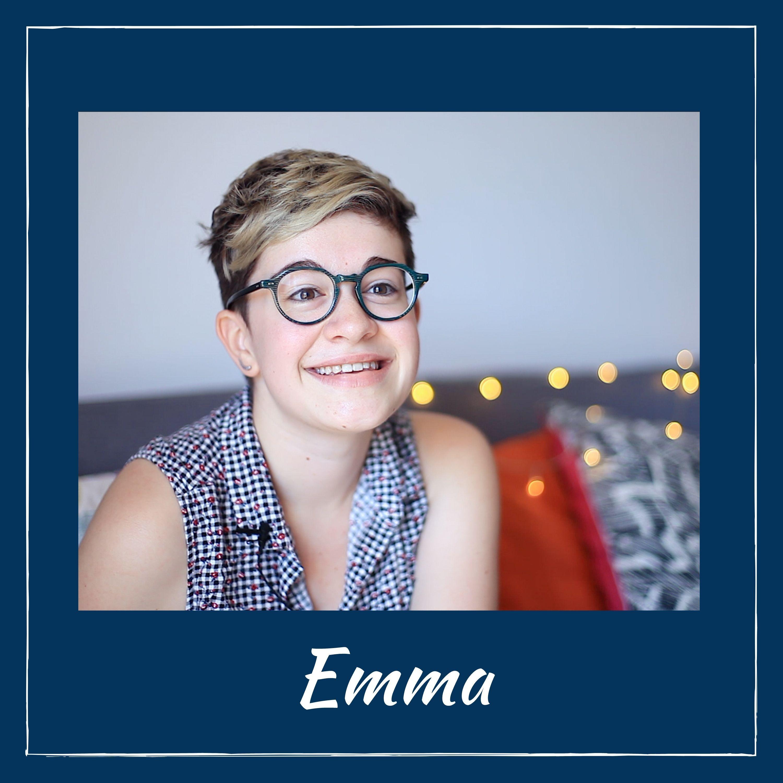 Cher corps — Emma (homosexualité et viol)